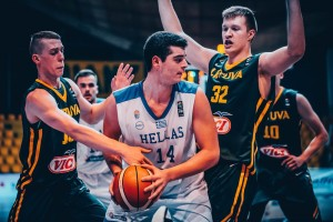EUROBASKET 2017 U18 MEN GROUP 3h