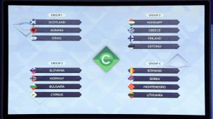 UEFA NATIONS LEAGUE 2018-19 DRAW