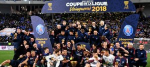 FRENCH LEAGUE CUP 2017-18 FINAL