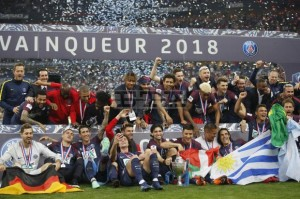 FRENCH CUP 2017-18 FINAL