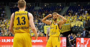 GERMANY BASK 2017-18 PLAY OFFS FINAL 1h