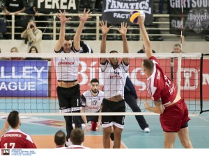 ÐÁÏÊ - ÏËÕÌÐÉÁÊÏÓ (VOLLEY LEAGUE 2018-2019)