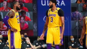 Los Angeles Lakers v Houston Rockets - Game Four