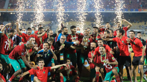 AFRICA NATIONS CHAMPIONSHIP 2021 FINAL